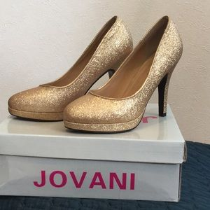 Jovani Heels Shoes New Size 8.5 Clothing, Shoes & Accessories Heels